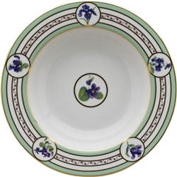 Coventry Rim Soup Plate by Julie Wear