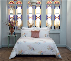Calypso Luxury Bed Linens by Yves Delorme