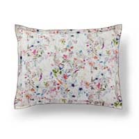 Chloe Floral Percale Duvet Cover and Sham by Peacock Alley