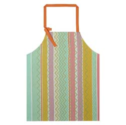 "Color Rock Apron 35"" x 38"" by Le Jacquard Francais"