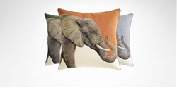Yves Delorme - Djumbe Decorative Pillow
