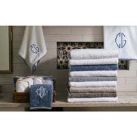 Whipstitch Luxury Towels by Matouk