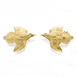 Dove Earrings Large- Grainger McKoy