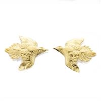 Dove Earrings- Grainger McKoy