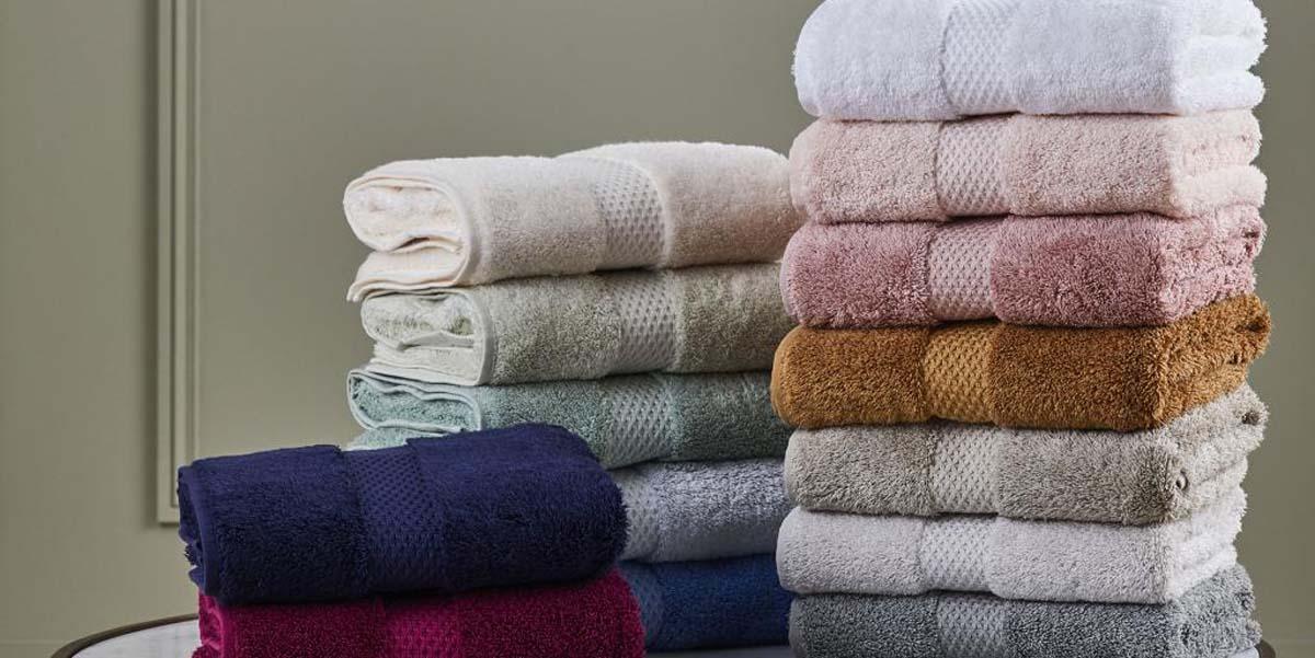 Yves Delorme Etoile Bath Towels