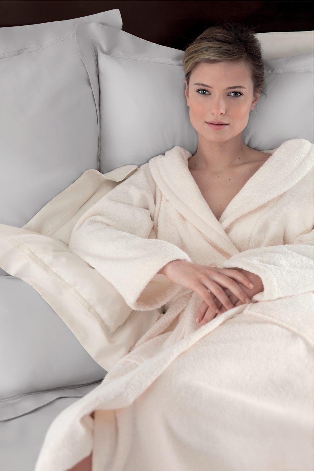c996a58b78 Etoile Luxury Robe by Yves Delorme