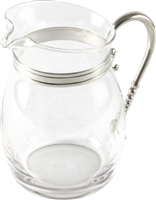 Classic Curved Pitcher by Vagabond House
