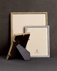 Rectangular Pave Picture Frame by L'Objet