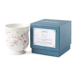 Berry & Thread Floral Sketch Cherry Blossom Candle by Juliska