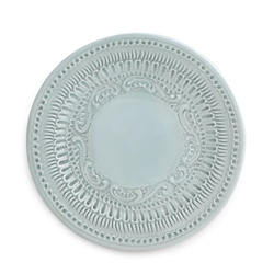 Finezza Blue Canape Plate by Arte Italica