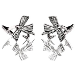 Fly Cufflinks by Grainger McKoy