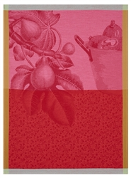 Fruits du Verger Tea Towels by Le Jacquard Francais
