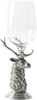 Noble Elk White Wine Glass by Vagabond house