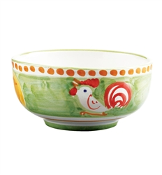 Campagna Gallina Cereal/Soup Bowl by VIETRI