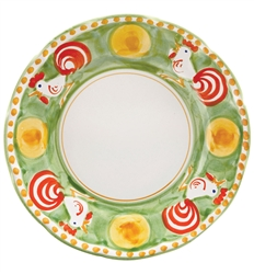 Campagna Gallina Service Plate/Charger by VIETRI