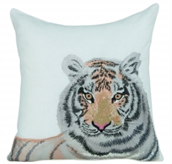 Yves Delorme - Iosis Gandji Decorative Pillows