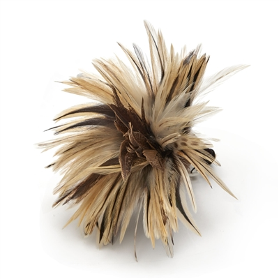 Forest Feather Napkin Ring by Deborah Rhodes