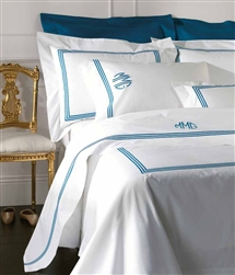 Bel Tempo Custom Luxury Bed Linens by Matouk