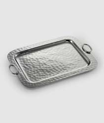 Omega Serving Tray with Ring by Mary Jurek Design