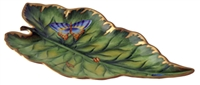 Anna Weatherley - Afternoon Tea Party Dessert Leaf Plate