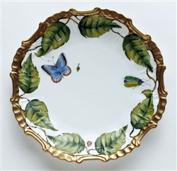 Ivy Garland Small Star Plate by Anna Weatherley