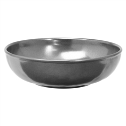 Pewter Stoneware Coupe Pasta/Soup Bowl by Juliska