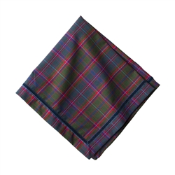 Chalet Tartan Green Napkin by Juliska