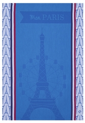 Mon Paris Tea Towels by Le Jacquard Francais