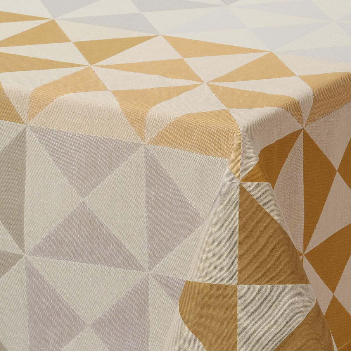 Origami Le le jacquard francais origami table linens