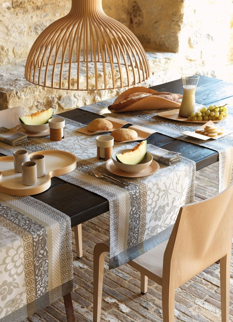 Provence Table Linens