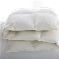 Luxembourg Goose Down Comforter by Scandia Home
