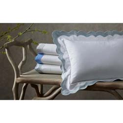 Lorelei Luxury Bed Linens by Matouk