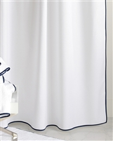 Chiaro Shower Curtain by Matouk