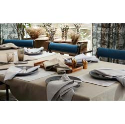 Matouk - Chamant Napkins, Placemats, Tablecloths