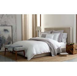 India Luxury Bed Linens by Matouk