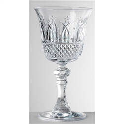 Italia Clear Wine Glass by Mario Luca Giusti