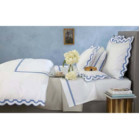 Mirasol Luxury Bed Linens by Matouk