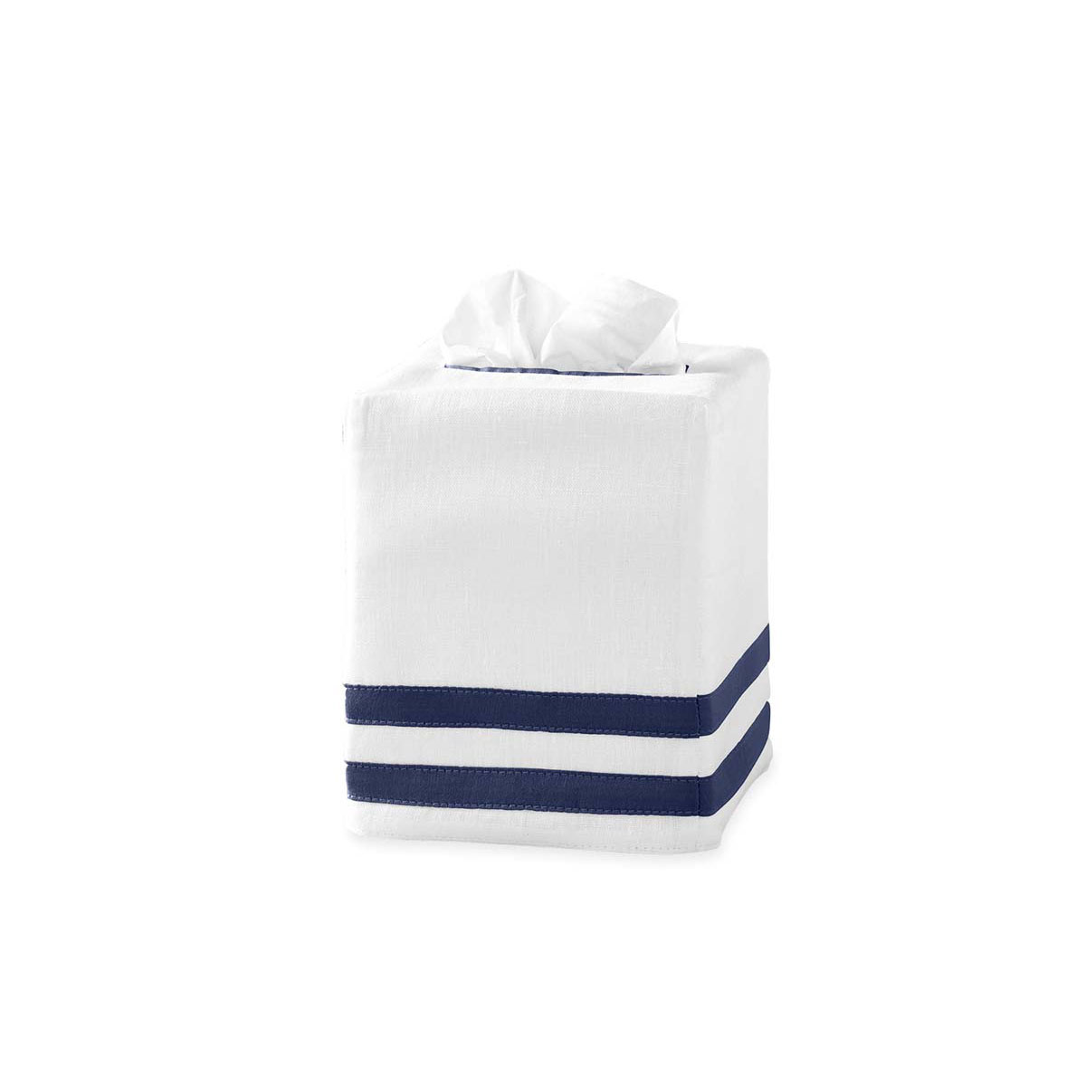 Matouk Allegro Tissue Box Cover