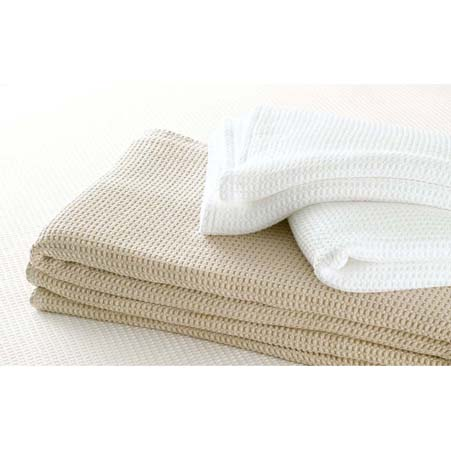 Chatham Lightweight Cotton Blanket by Matouk