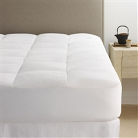 Bergen Down-Free Mattress Pad by Scandia Home
