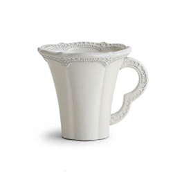 Merletto Antique Mug by Arte Italica