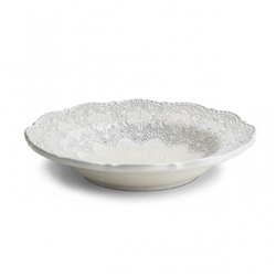 Merletto Antique Pasta/Soup Bowl by Arte Italica