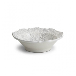 Merletto Antique Cereal Bowl by Arte Italica