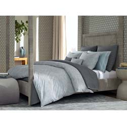 Burnett Luxury Bed Linens by Matouk