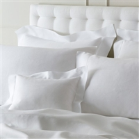 Verano Hemstitch Luxury Bed Linens by Matouk