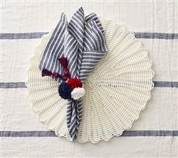 Bateau Napkin (Set of 4) by Kim Seybert