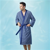 Neptune Luxury Robe by Yves Delorme