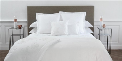 Nymphe Luxury Bed Linens by Yves Delorme