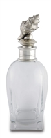 Conch Shell Liquor Decanter-Short- Vagabond House