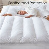 Scandia Home - Featherbed Protectors